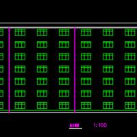 7层框架结构住宅结构计算书及施工图
