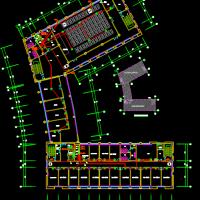江苏常州疾病控制中心大楼电气施工图纸