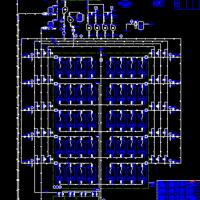 化工厂污水处理MBR工艺PID图