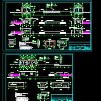 某公司大门及传达室方案设计(带效果图)