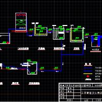 150t/d城市垃圾填埋场垃圾渗滤液处理工程毕业设计(带论文)