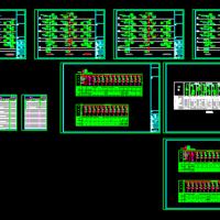 某住宅小区高低压配电设计施工图