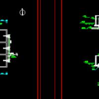 污水处理厂平流式初沉池设计图