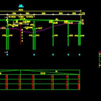 预应力混凝土连续刚构桥毕业设计桥宽20m(计算书65页,CAD图16张)