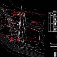 小型水利涵闸启闭机结构设计图