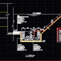 生活垃圾卫生填埋场防渗系统施工图