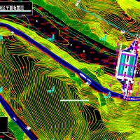 重力坝设计施工图