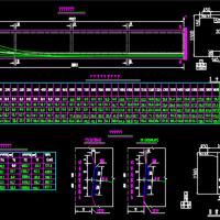 40m跨预应力钢筋混凝土简支T梁桥课程设计图纸