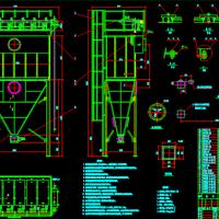 PPW32-6气箱脉冲袋式除尘器总图