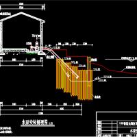 三甲街道某村农田水利工程小型灌溉泵站施工图