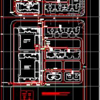 住宅小区室外弱电工程设计施工图