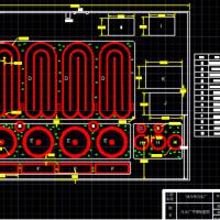 18万吨污水厂课程设计图(含说明书)