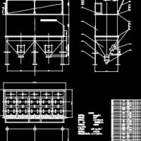 脉冲袋式除尘器设计图