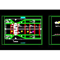 迷宫滚水坝设计图